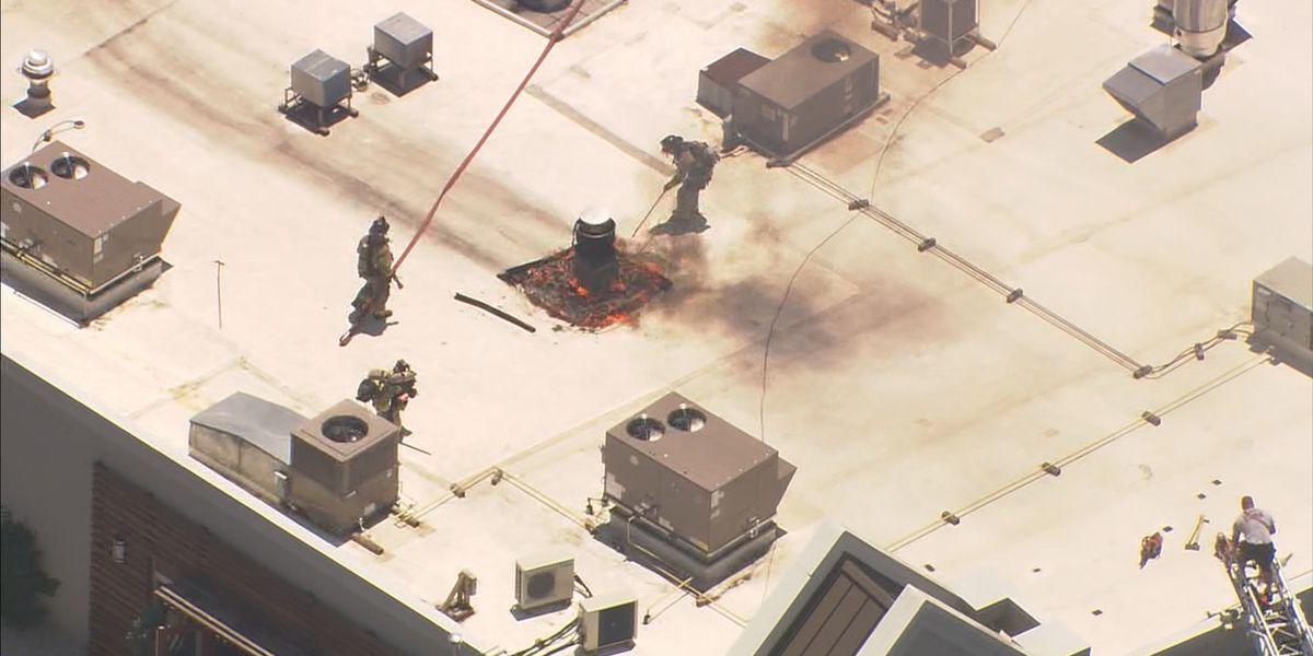 Fire closes popular midtown restaurant temporarily
