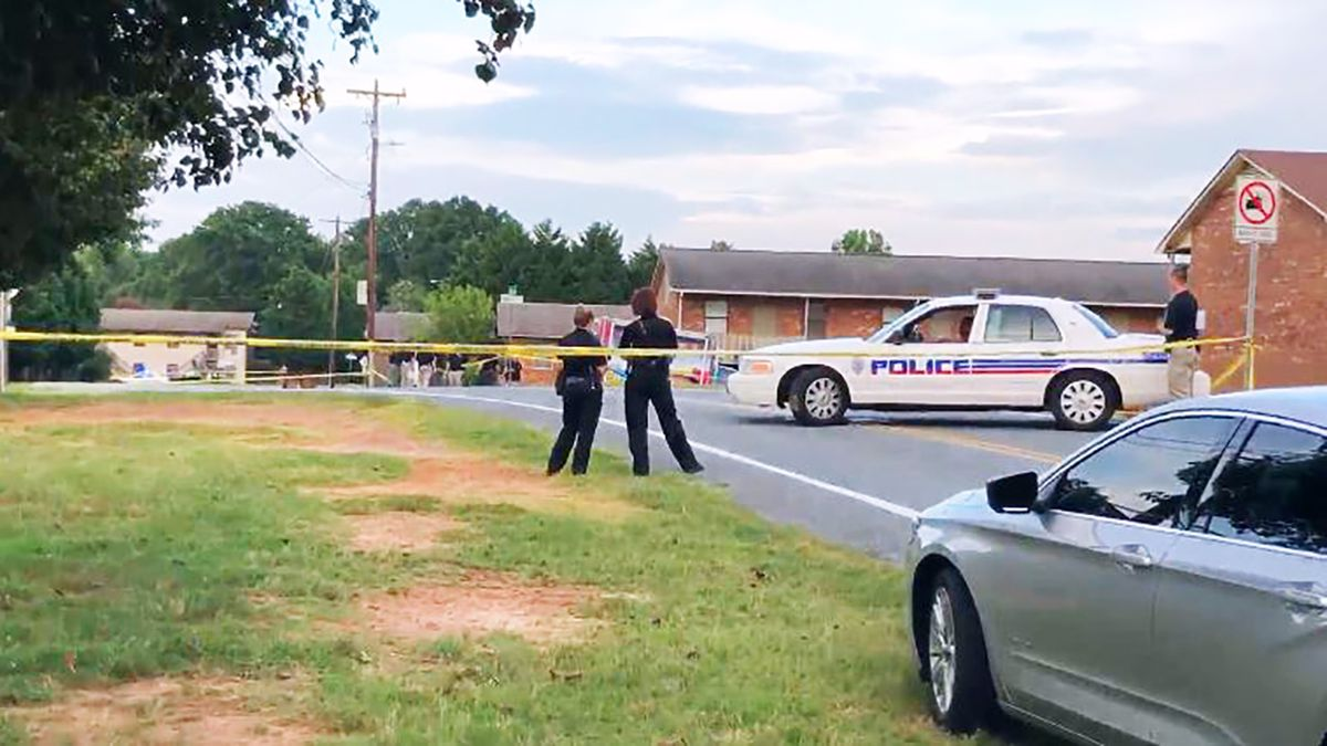 Police: 3 teens accused of firing shots into apartments, killing NC 5-year-old