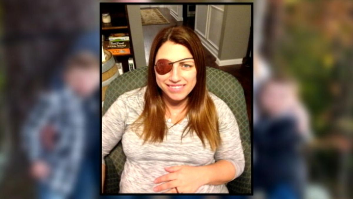 Pregnant Cornelius mother diagnosed with rare eye cancer