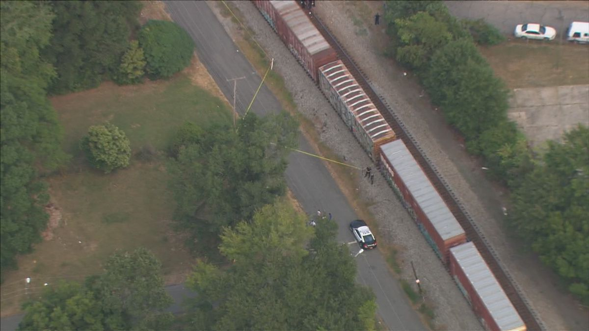 Woman hit, killed by train in Gastonia, police say